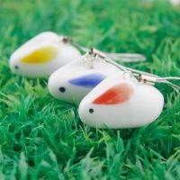SJL0012 陶瓷饰品批发 可爱小兔子 手机链批发 厂家直销 包包挂件
