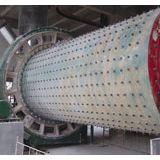 φ2.6×13m高细矿渣磨对各种矿石和其它可磨性物料进行干式或湿式粉磨。