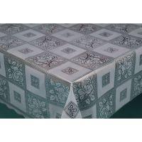 PVC桌布免洗台布防水防油餐桌布蕾丝台布