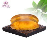 泰国手工皂 金盏花控油收毛孔 精油皂 洁面皂批发 OEM代加工