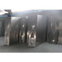 安康不锈钢水箱 质量更好 安康价格更优带保温水箱 RJ-S66