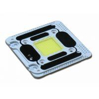供应深圳定制 LED投光灯用防水型LED光引擎 50W