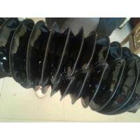 供应鑫垚新型圆罩生产厂/缝合式护罩量大优惠中/丝杠防护罩型号齐全