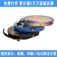 厂家直销高档CD铁盒,广州制罐厂供应DVD光盘盒子