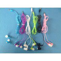 普通MP3耳机 水晶线MP3/4通用耳机 现货批发