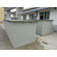各种尺寸塑料方槽防腐酸洗槽电镀槽储罐来图订做,价格最低