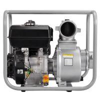 小型6寸汽油机自吸泵