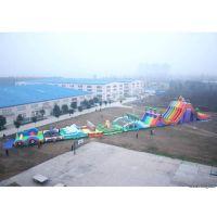 广州充气气模气垫新选择陆地充气闯关气模障碍赛各种挑战关卡