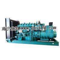 广西南宁厂家直销玉柴发电机组710KW(YC6C1070L-D20)