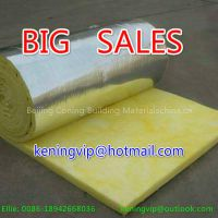 Glass wool for soft aluminum flexible ducts