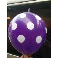 厂家直销2.2克广告气球 房产中介气球定制印刷 天然乳胶无污染
