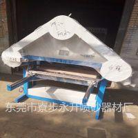 供应拉丝机 三角平面金属铝材拉丝机