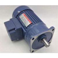 厦门东历电机PF28-0400-30S3三相异步电动机4级立式减速电机YS400W-4P