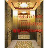 【免费模具】佛山不锈钢电梯装饰板 电梯门蚀刻花纹不锈钢装饰板