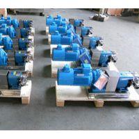凸轮转子泵 四川不锈钢食品级凸轮转子泵 明川泵业