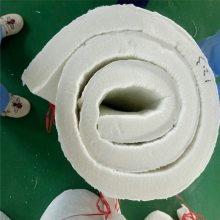 硅酸铝保温针刺毯市场报价//防火硅酸铝毯厂家地址