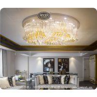现代玻璃工艺灯,别墅客厅吸顶灯,样板房客厅灯具,新款现代吸顶灯,工艺玻璃灯具,现代风格灯具定制