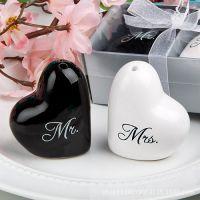 批发创意结婚礼物 婚礼婚庆回礼/抽奖小奖品 先生小姐调味罐 礼盒