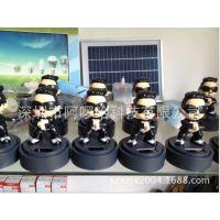 【江南Style】鸟叔公仔 太阳能公仔专业生产厂家