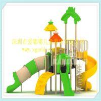 大型组合滑梯 小博士滑梯 幼儿园城堡滑梯 儿童滑滑梯户外玩具