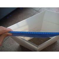 供应厦门PP板材 防静电中空板 防潮防水万通箱盖板 正美厂家专业制造