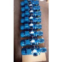 凸轮分割器专用无极调速涡轮减速机UDL005/RV050-7.5+YS7134-0.55KW