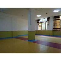 长沙幼儿园塑胶地板厂家幼儿园PVC地板厂家