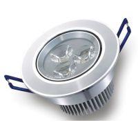 好恒照明专业生产高档LED天花射灯 天花灯3W 5W 7W 9W 12W 15W 18W