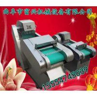 河北区豆腐皮切丝机图片 富兴果蔬加工设备 土豆切片机厂家