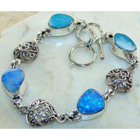 天然石头时尚饰品印度风格手链产品  宝石首饰