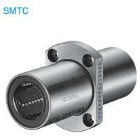 NB加长版钢保持架直线轴承SMTC30UU中间切角圆法兰型系列