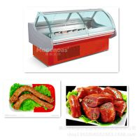 冷热熟食柜 广东冷藏柜 卧式冷柜 冷柜定做 风幕展示柜