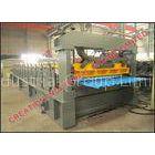 Adjustable Sinus Wave Profile Roof Panel Roll Forming Machine 415V / 440V