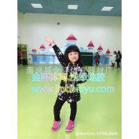 成都专业舞蹈地胶 PVC舞蹈地胶厂家 幼儿园地胶价格