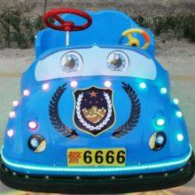 山西新款带方向盘蜗牛碰碰车 郑州心悦LED彩灯版风火轮碰碰车价格