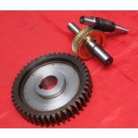 小模数齿轮、蜗轮蜗杆、齿轮齿条等配件加工,也可非标定制