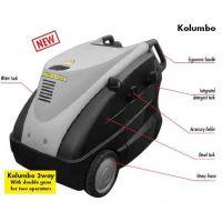 合肥供应意大利乐捷牌高效率双枪同时使用高温高压蒸汽清洗机KOLUMBO 2way
