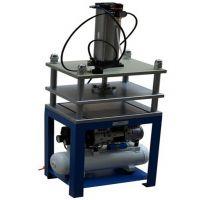 造纸实验室专用 气动压榨机