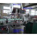 Full Automatic High Viscosity Glass Bottle Filling Machine For Fruit Sauce