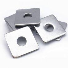 金裕 生产各种不锈钢冲压方垫片 异形 圆形 楔形垫片
