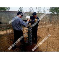 挖坑机出厂价销售 挖坑机供货厂家润丰