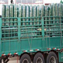 旺来波浪隔离栅 绿色防护网 养殖围网