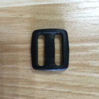 平州 厂家塑料扣具 口字扣 锁扣 箱包配件 目字扣黑白现货