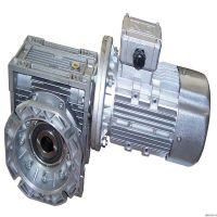 厂家直销NRV铝合金微型蜗杆减速机