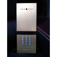 佛山厂家直销楼宇对讲可视数码门禁刷卡模块一体化主机