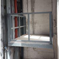 供应济南泺口简易链条式升降机,小型液压载货货梯,固定式升降台。