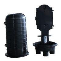 海虹ADSS/OPGW光缆48芯一进一出光缆接续盒 塑料接头盒