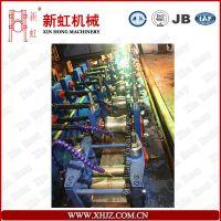 高频直缝焊管机 50mm焊管机 焊管生产线 焊管线 圆管机械生产设备 新虹机械