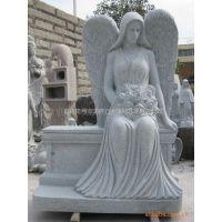 供应石雕石料-人物雕刻工艺品-欧美雕刻品-西方天使雕刻工艺品