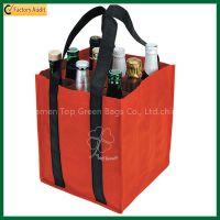 Bulk Reusable Bottle Tote Bags Wine Bag (TP-WB001)